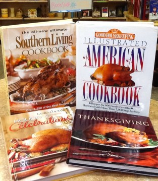 Cookbooks - Thanksgiving