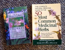 Advanced Bach Flower Therapy / 50 Most Common Medicinal Herbs