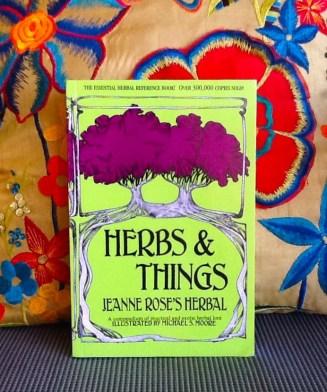 Herbs & Things - Jeanne Rose's Herbal