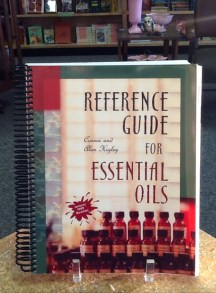 Reference Guide for Essential Oils