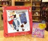 Cioccolato platter and Live Love Laugh mini gift book