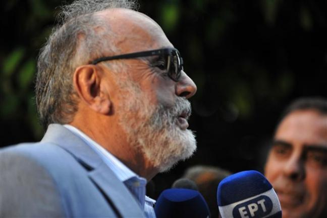 Ο Παναγιώτης Κουρουμπλής, ένας από τους χαρακτηριστικότερους πασόκους που έχει προσχωρήσει στον ΣΥΡΙΖΑ.