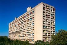 Unité d'Habitation, Marseille Photo : Paul kozlowski 1997 © FLC/ADAGP
