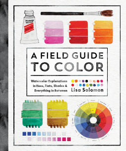 Book Review: Cookbooks and Watercolors