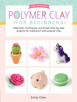 Book Review: Polymer Clay for Beginners