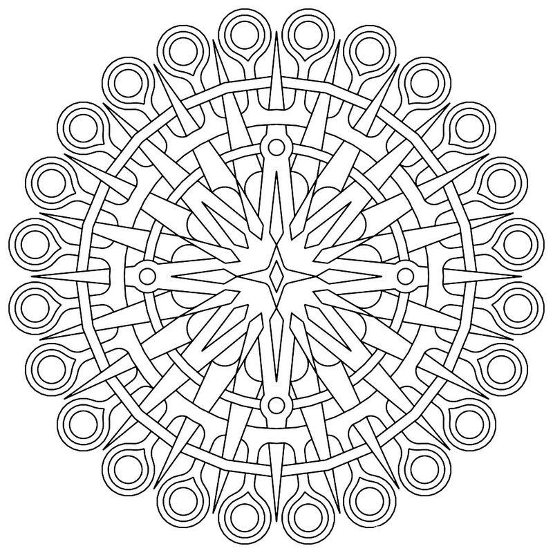 01. Мандала – символ мира и гармонии Вселенной