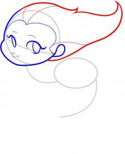 04. Как нарисовать русалку - быстро и легко!