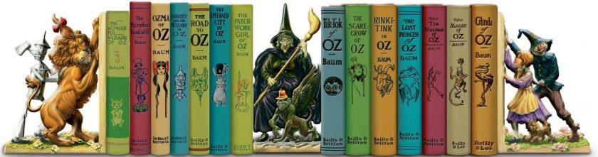 BE Oz Books
