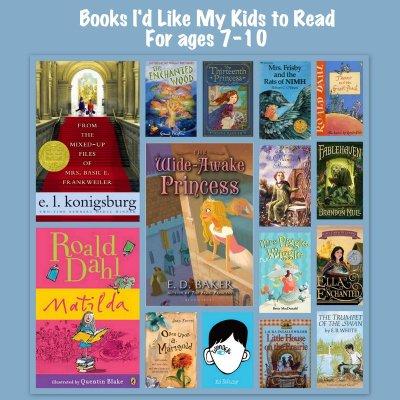 Books I'd like us to read