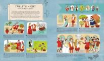 twelfth night summary