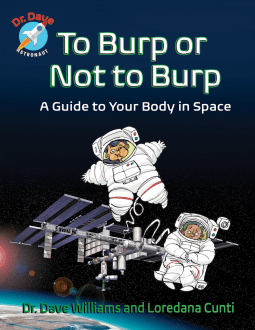 To Burp or Not to Burp - A Guide to Your Body in Space