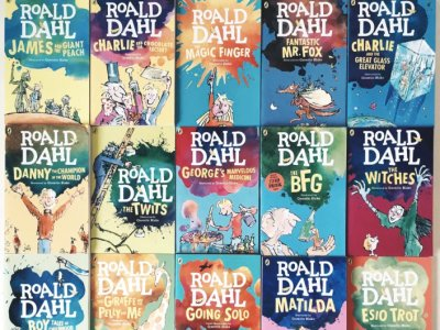 dahl-covers