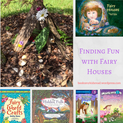 Finding Fun with Fairy Houses