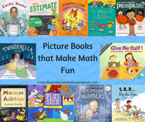 Picture Books that Make Math Fun