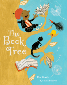 book tree cover