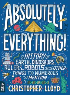absolutely everything cover