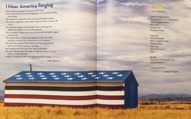 poetry american singing