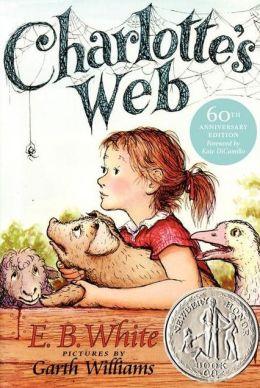 Charlotte's Web by E.B White