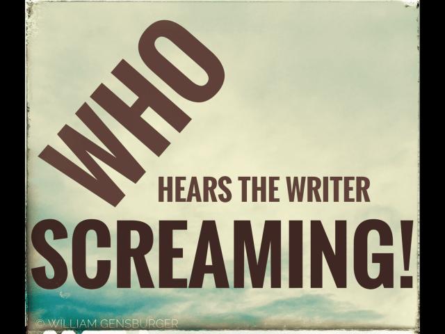 Sometimes I Scream When I Read….