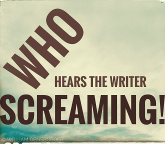 Sometimes I Scream When I Read….