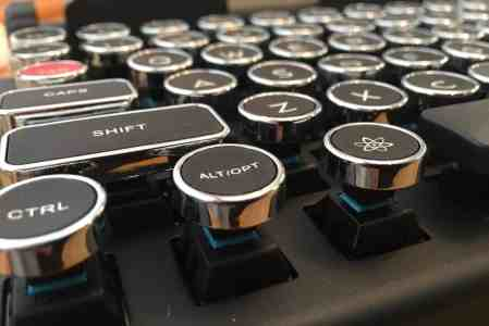 Writing can be QWERKY!