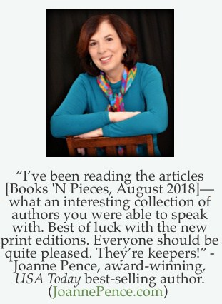 Bestselling Author Says…