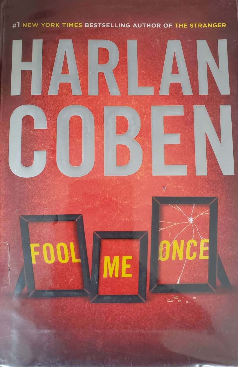 Fool Me Once book cover