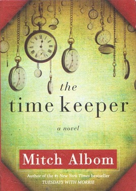 Book Review: The Time Keeper