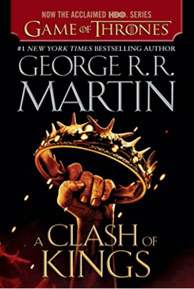 Book Review: A Clash of Kings