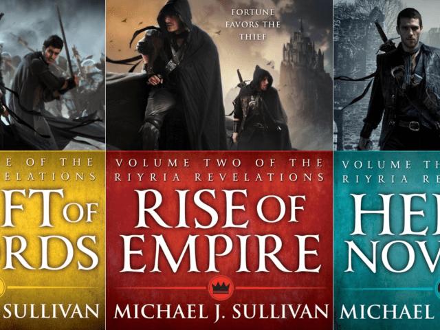 Book Review: The Riyria Revelations