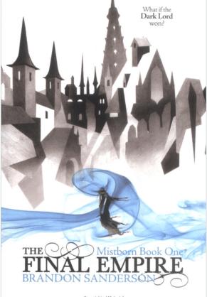 The Final Empire by Brandon Sanderson