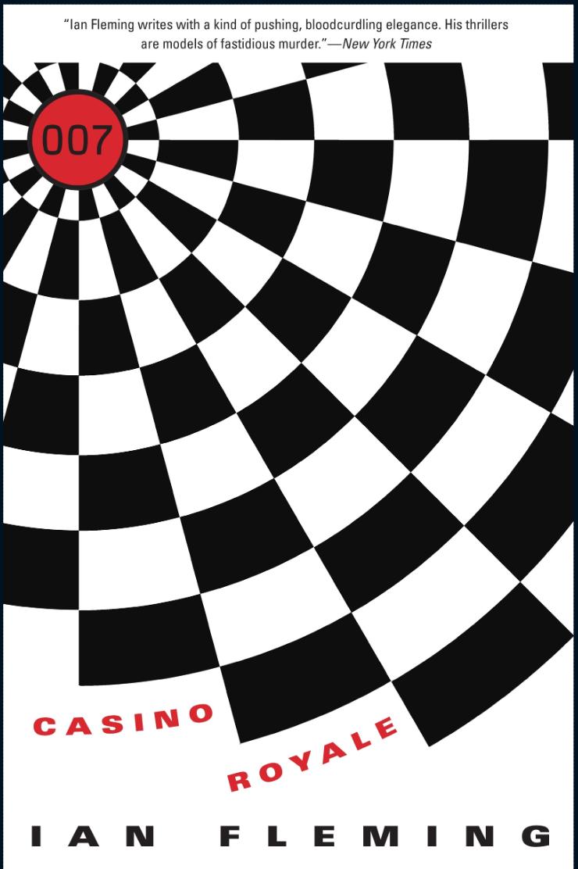 Casino Royale book cover
