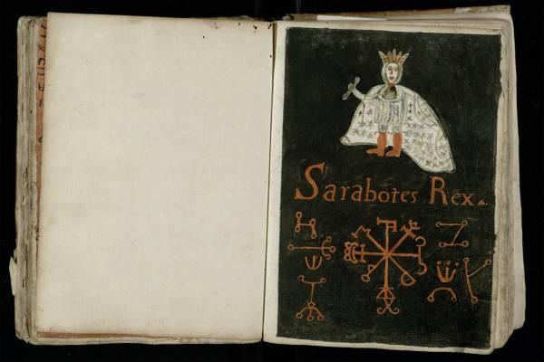 grimoire library manuscripts