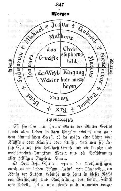 St Christopher Prayer
