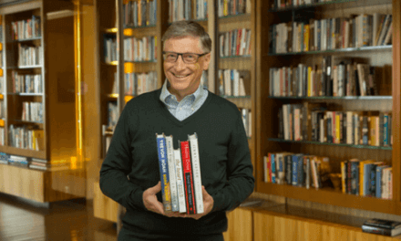 5 Books Bill Gates Wants You To Read This Summer