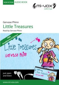 Little Treasures (Mi-Vox Pre-loaded Audio Player)