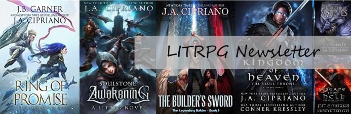 LITRPG - Newsletter