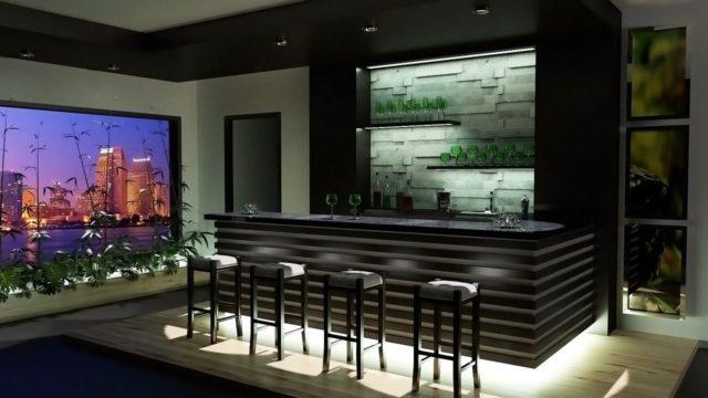 comment relooker un meuble bar et l