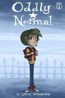 https://bookspoils.wordpress.com/2016/05/15/review-oddly-normal-vol-1-by-otis-frampton/