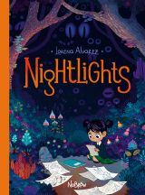 https://bookspoils.wordpress.com/2017/02/25/review-nightlights-by-lorena-alvarez-gomez/