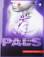 "Image result for ""pediatric advanced life support"" book"