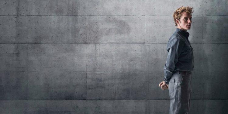 Finnick Odair in Mockingjay Part 1