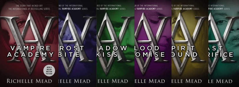 Image result for vampire academy covers