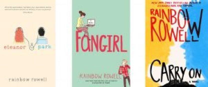 Rainbow Rowell books contemporary romance