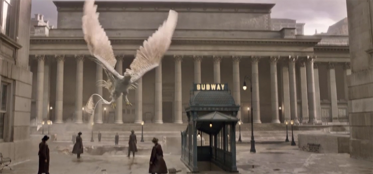 Fantastic Beasts Trailer Unveils Creatures And