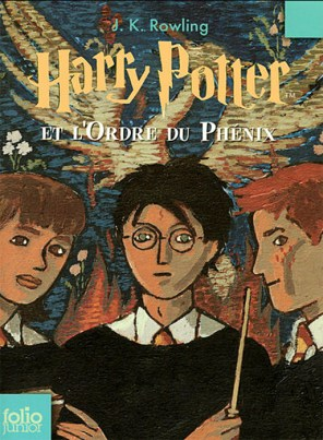 Harry Potter French 5