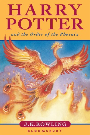 Order of the Phoenix UK Cover