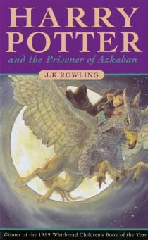 Prisoner of Azkaban UK Cover