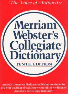 merriam-websters-collegiate-dictionary-cover