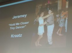 Jeramey Kratz sharing with us his poem of middle school heartbreak.